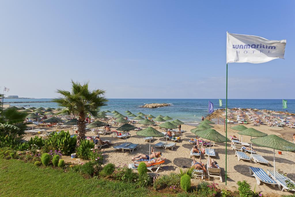 Sun Maritim Hotel, Аланья, фотографии туров
