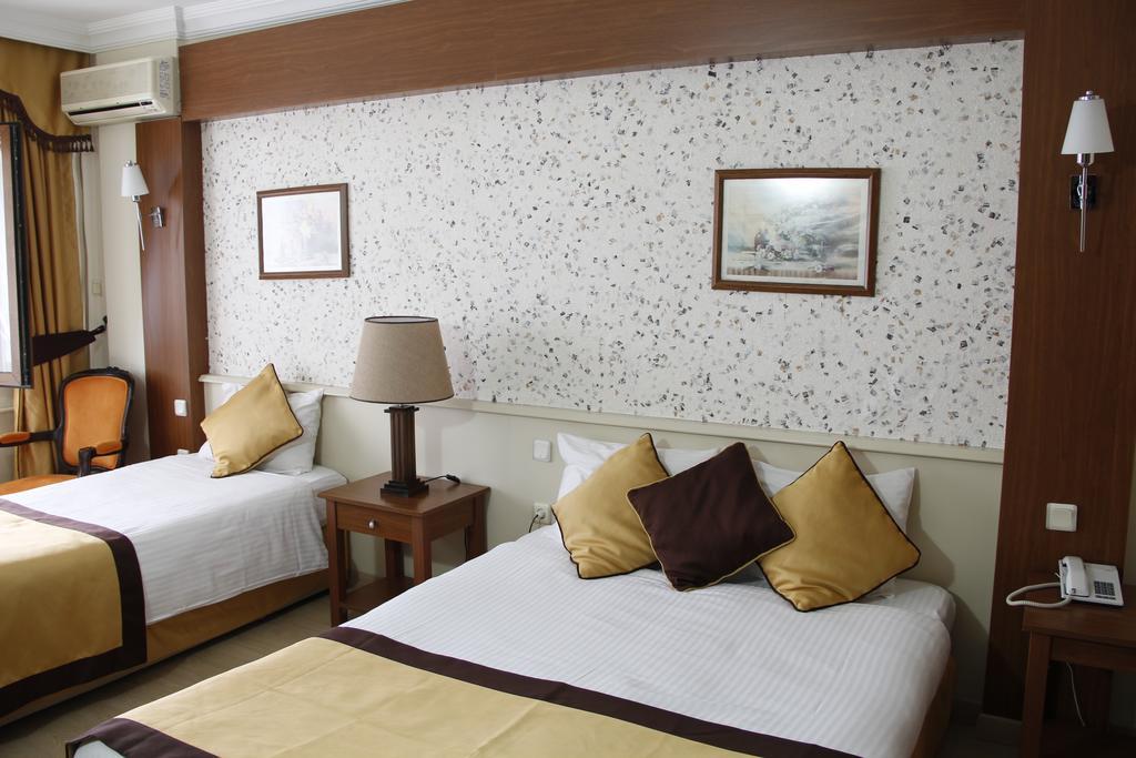 Отзывы гостей отеля Hamidiye Hotel