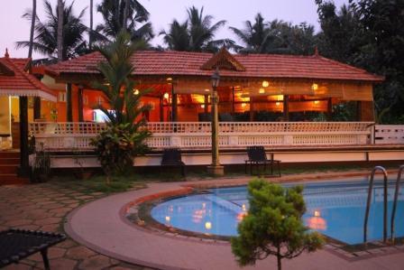 Горящие туры в отель Goldensands Beach Resort Ковалам