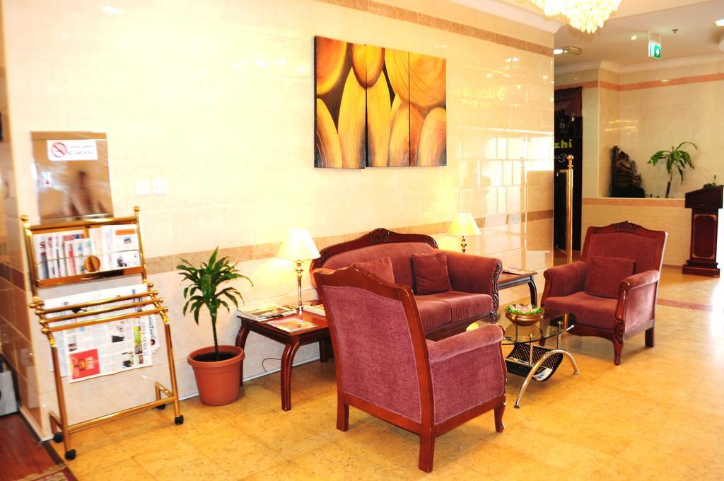 Отзывы об отеле Fortune Hotel Deira