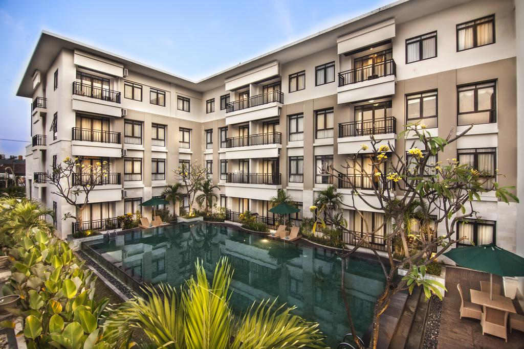 Grand Kuta Hotel & Residences, Индонезия, Кута, туры, фото и отзывы