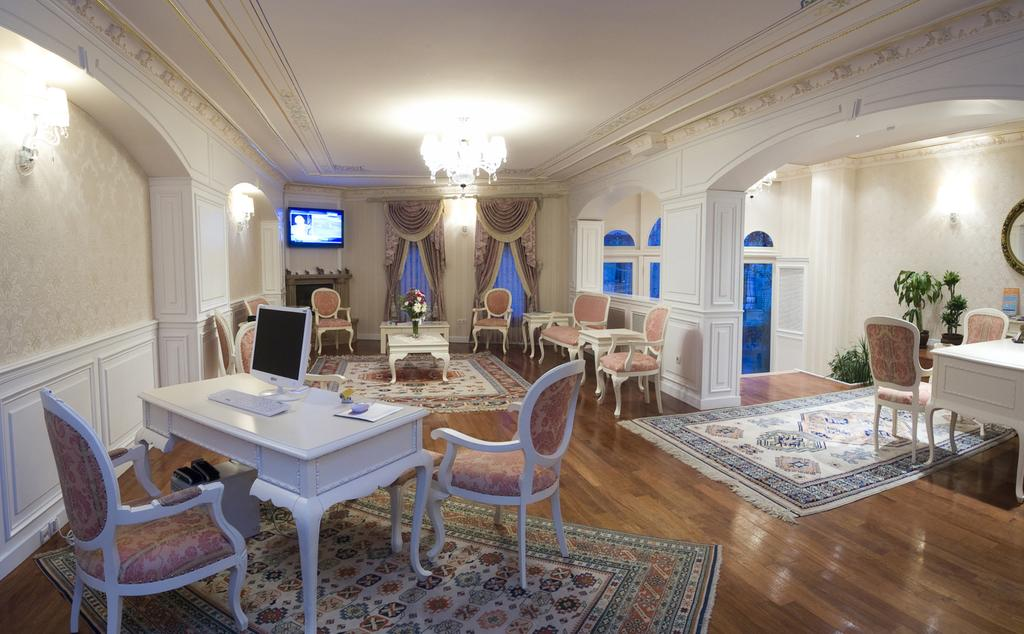 Kupeli Palace, Стамбул, Турция, фотографии туров