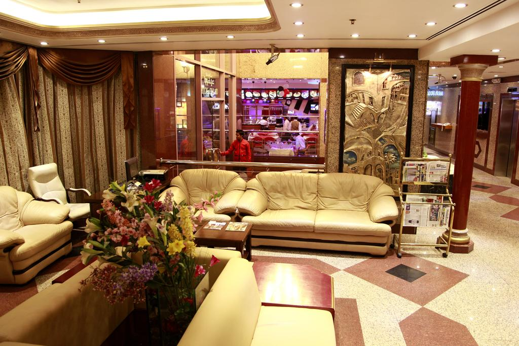 Туры в отель Orchid Hotel Дубай (город)
