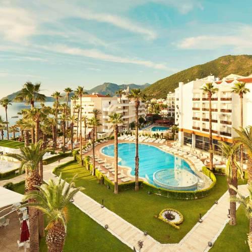 Відпочинок в готелі Ideal Prime Beach Мармарис