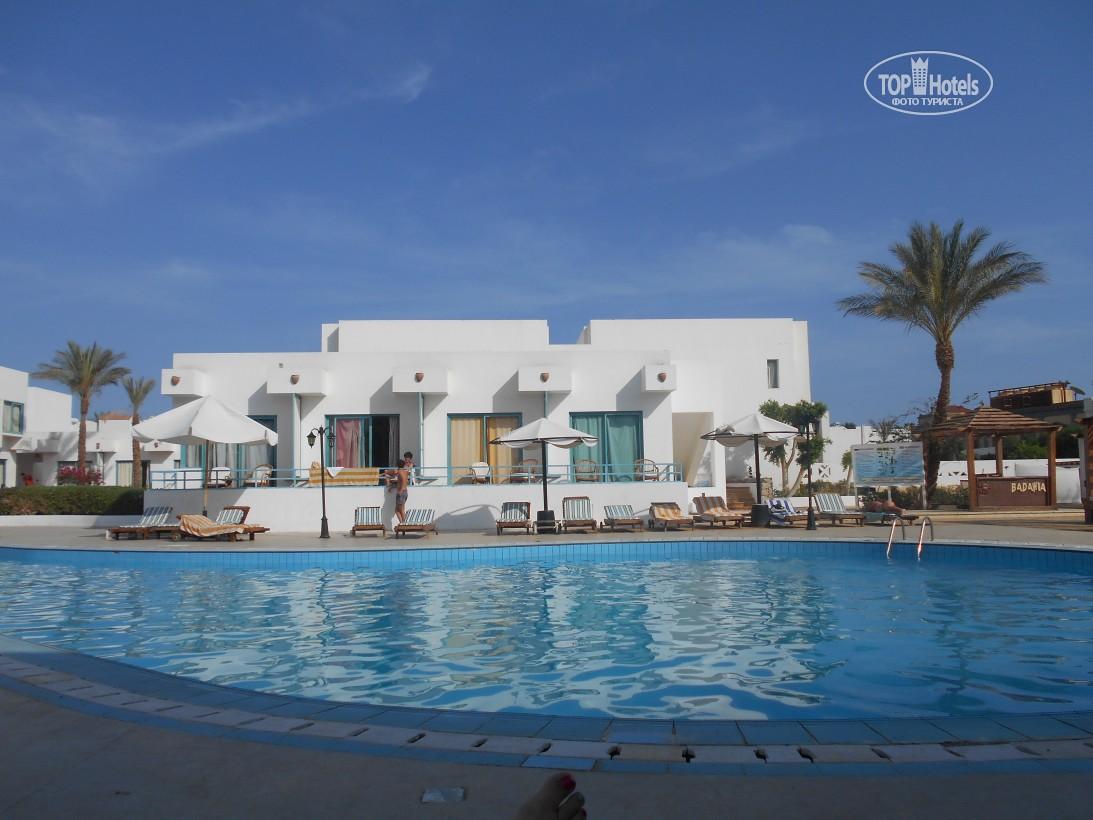 Відпочинок в готелі Badawia Resort
