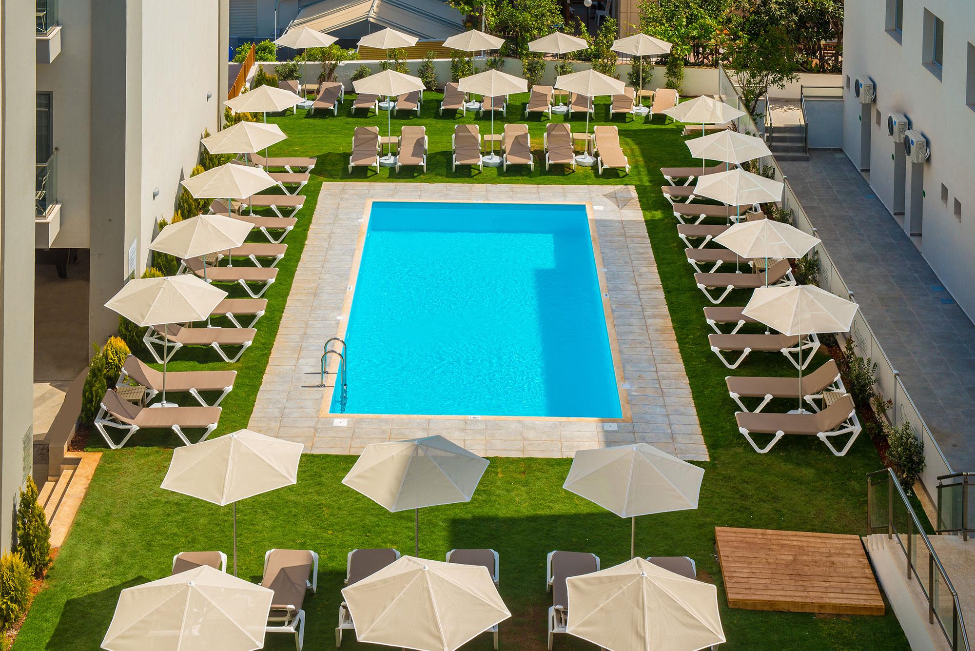 City Green Hotel, Іракліон