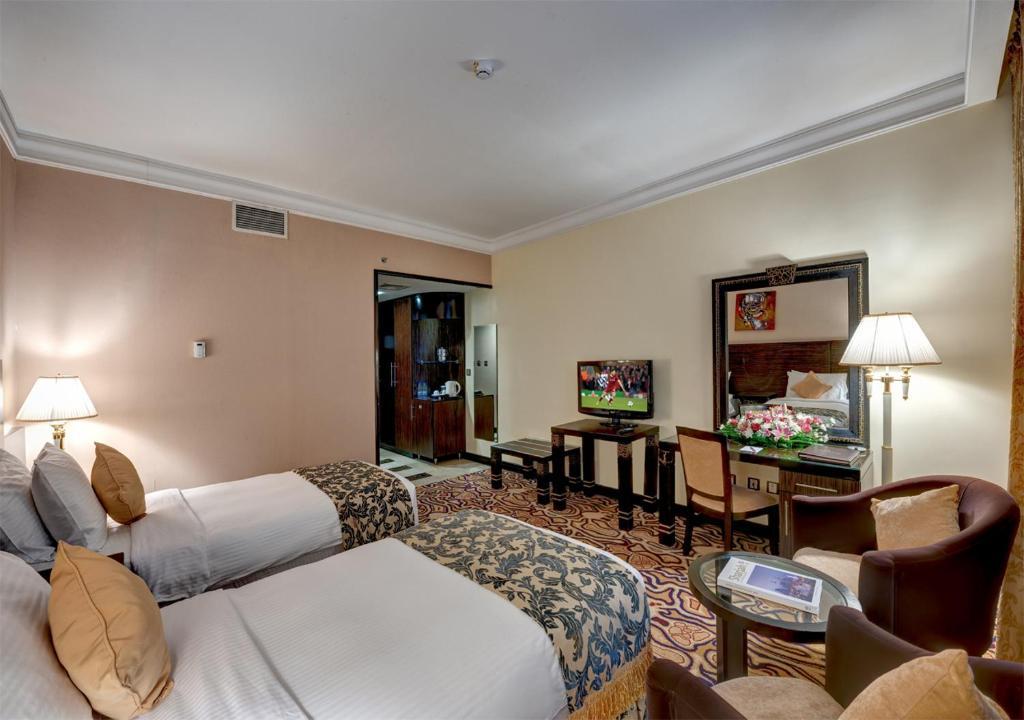 Sharjah Palace Hotel, ОАЭ, Шарджа, туры, фото и отзывы