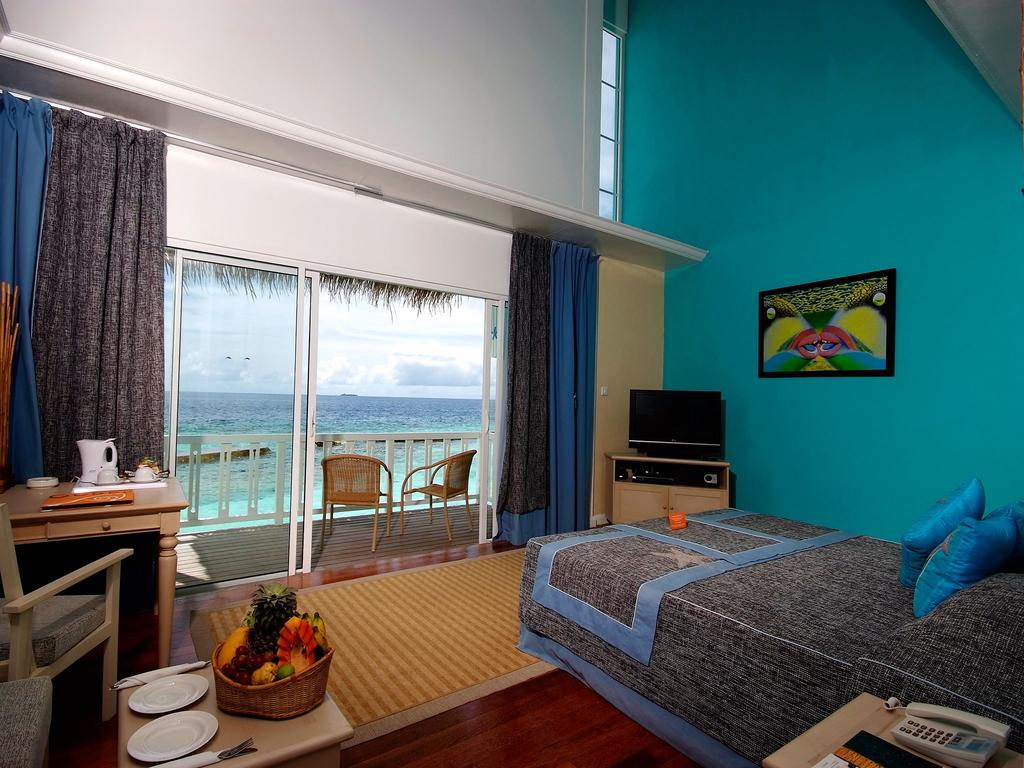 Туры в отель Ellaidhoo Maldives by Cinnamon (ex.Chaaya Reef Ellaidhoo)