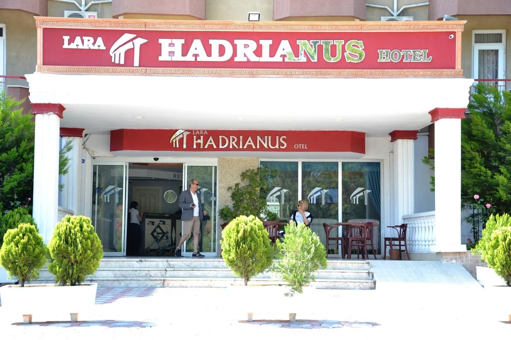 Гарячі тури в готель Lara Hadrianus Hotel Анталія Туреччина