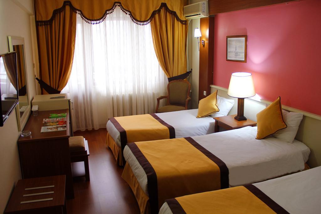 Отдых в отеле Hamidiye Hotel Стамбул