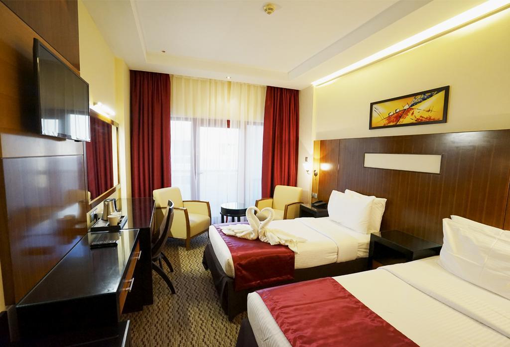 Горящие туры в отель Sun & Sands Downtown Hotel Дубай (город) ОАЭ