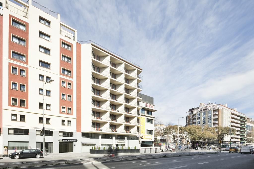 Отдых в отеле Auto Hogar Барселона