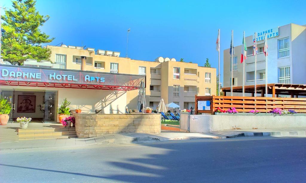 Горящие туры в отель Daphne Hotel Apartments