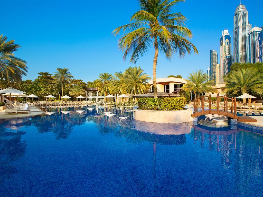 Habtoor Grand Resort& Spa, Дубай (пляжні готелі), фотографії номерів