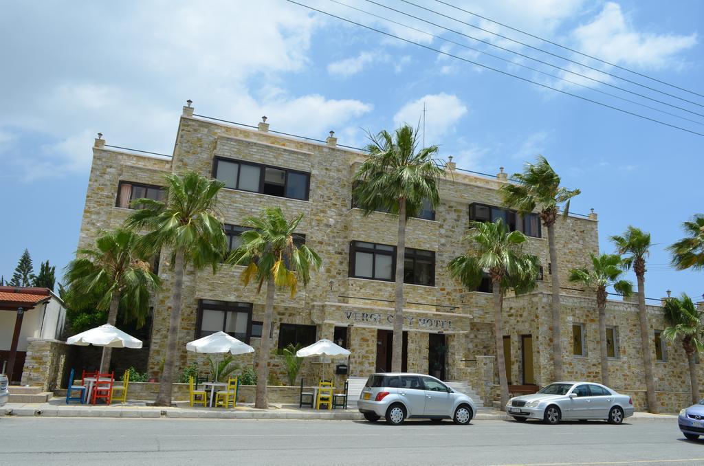 Ларнака Vergi City Hotel