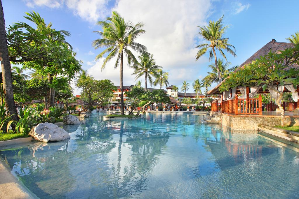 Nusa Dua Beach Hotel & Spa, Индонезия, Нуса-Дуа