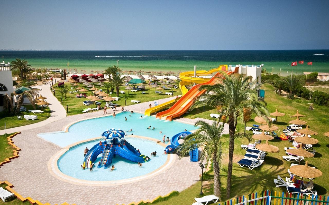 Туры в отель Le Soleil Bella Vista Resort Hotel Монастир Тунис
