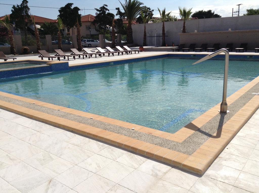Відпочинок в готелі Hanioti Melathron Кассандра Греція