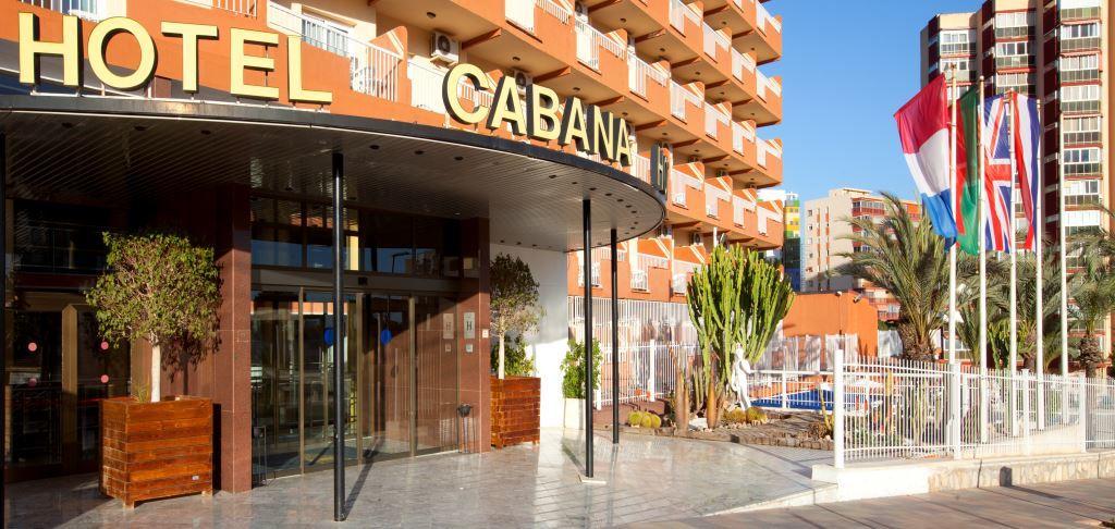 Отдых в отеле Cabana