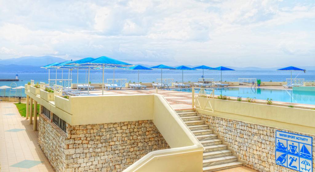 Отель, Греция, Эвбея (остров), Bomo Club Palmariva Beach