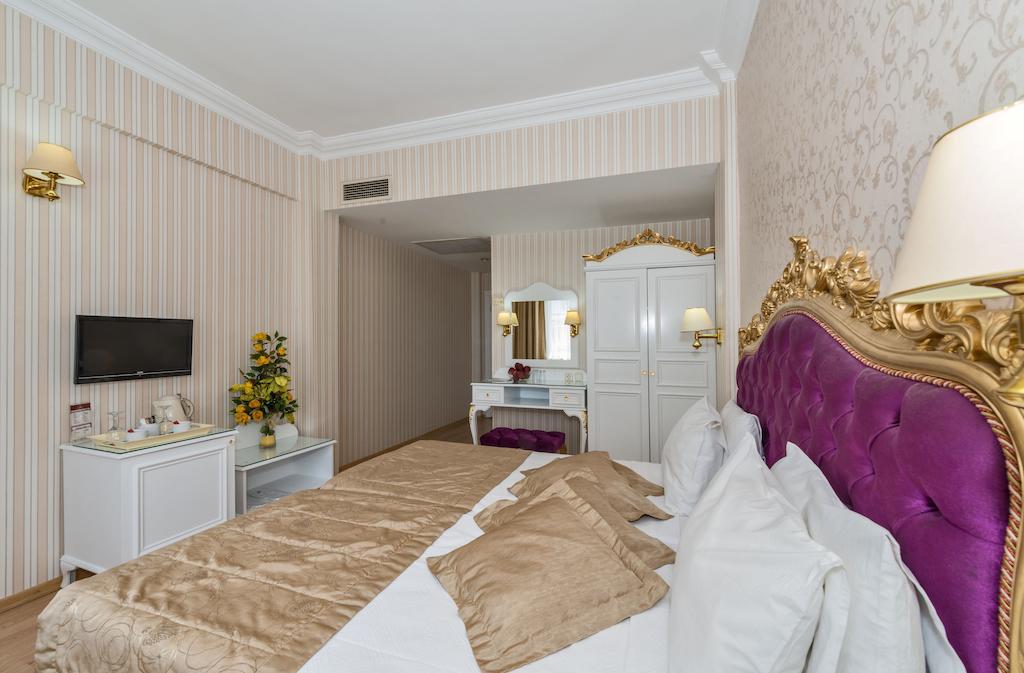 Отдых в отеле Santa Sophia Hotel Стамбул
