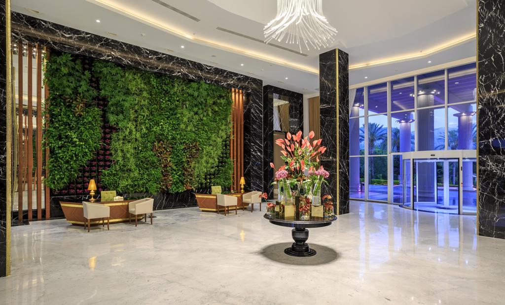 Відгуки про готелі Alva Donna World Palace (ex. Pgs Hotels World Palace)