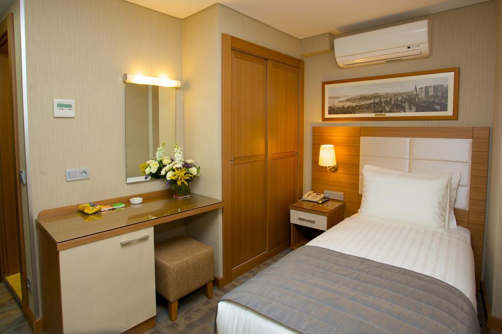 Отзывы об отеле Hotel Istanbul Trend