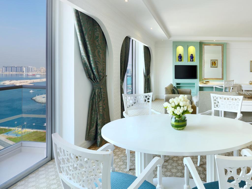 Дубай (пляжні готелі), Habtoor Grand Resort& Spa, 5