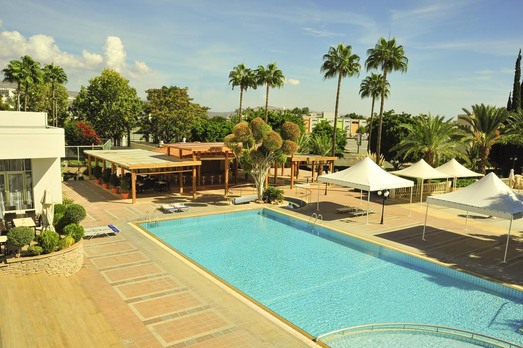 Отдых в отеле Ajax Hotel Лимассол Кипр