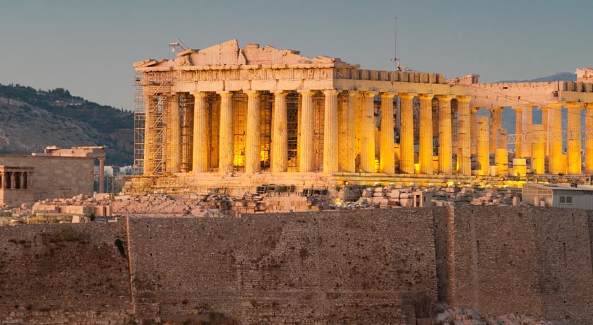 Parthenon Airotel, фотографии туристов
