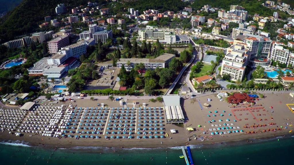 Отзывы об отеле Mediteran Becici Hotel