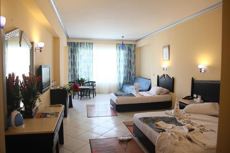 Туры в отель King Tut Aqua Park Beach Resort Хургада