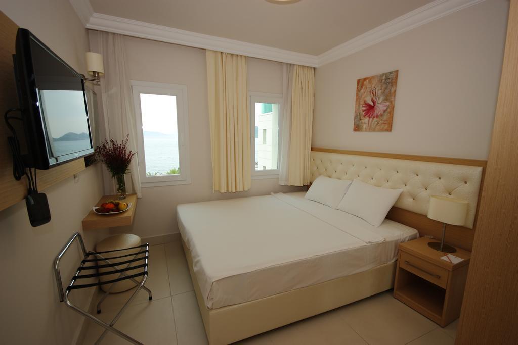 Отзывы об отеле Dragut Point North Otel