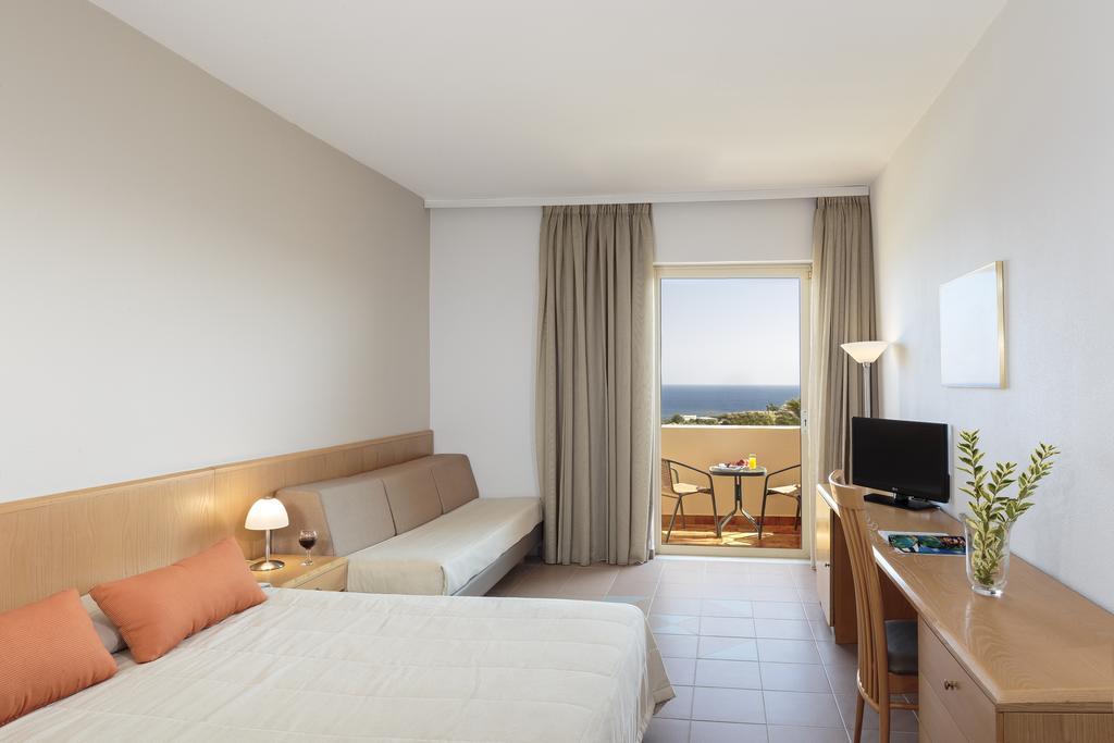 Відпочинок в готелі Princess Sun Hotel Родос (Середземне узбережжя) Греція
