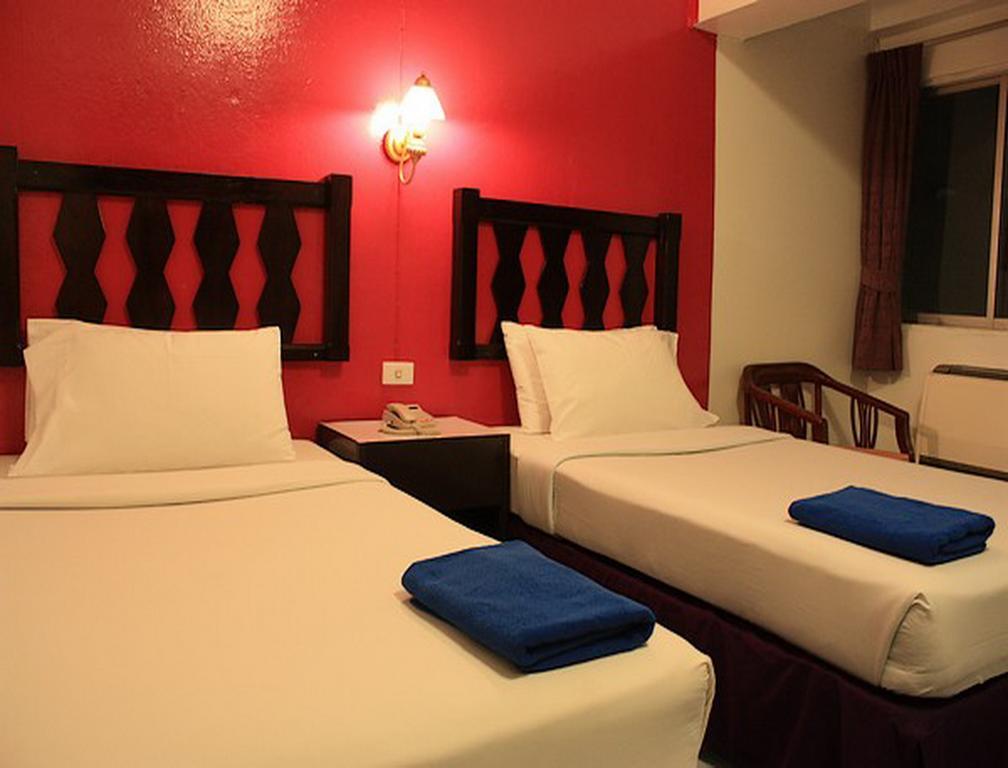 Туры в отель Sawasdee Pattaya Паттайя