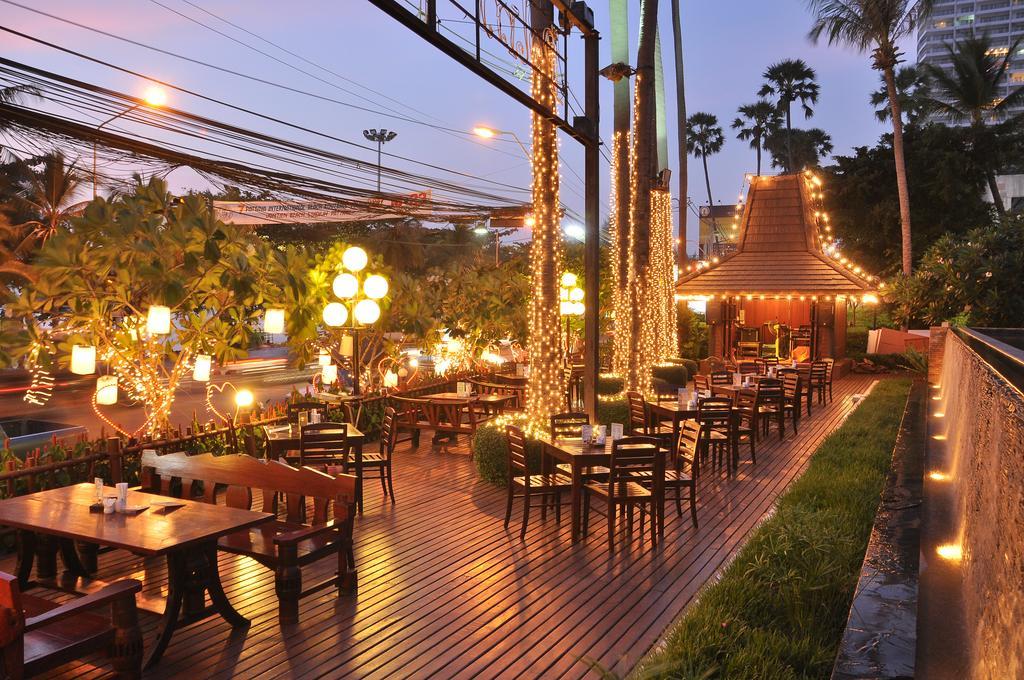 Горящие туры в отель Jomtien Palm Beach