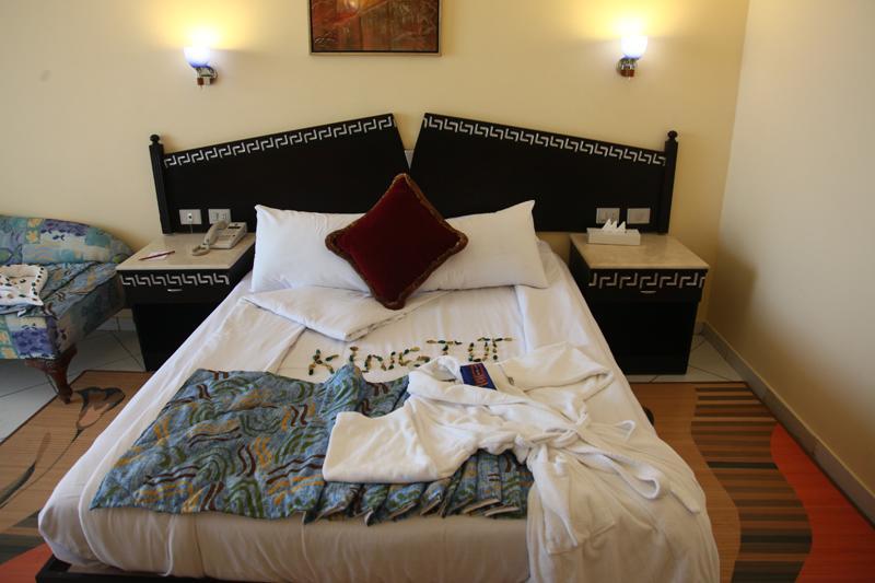 Горящие туры в отель King Tut Aqua Park Beach Resort Хургада Египет