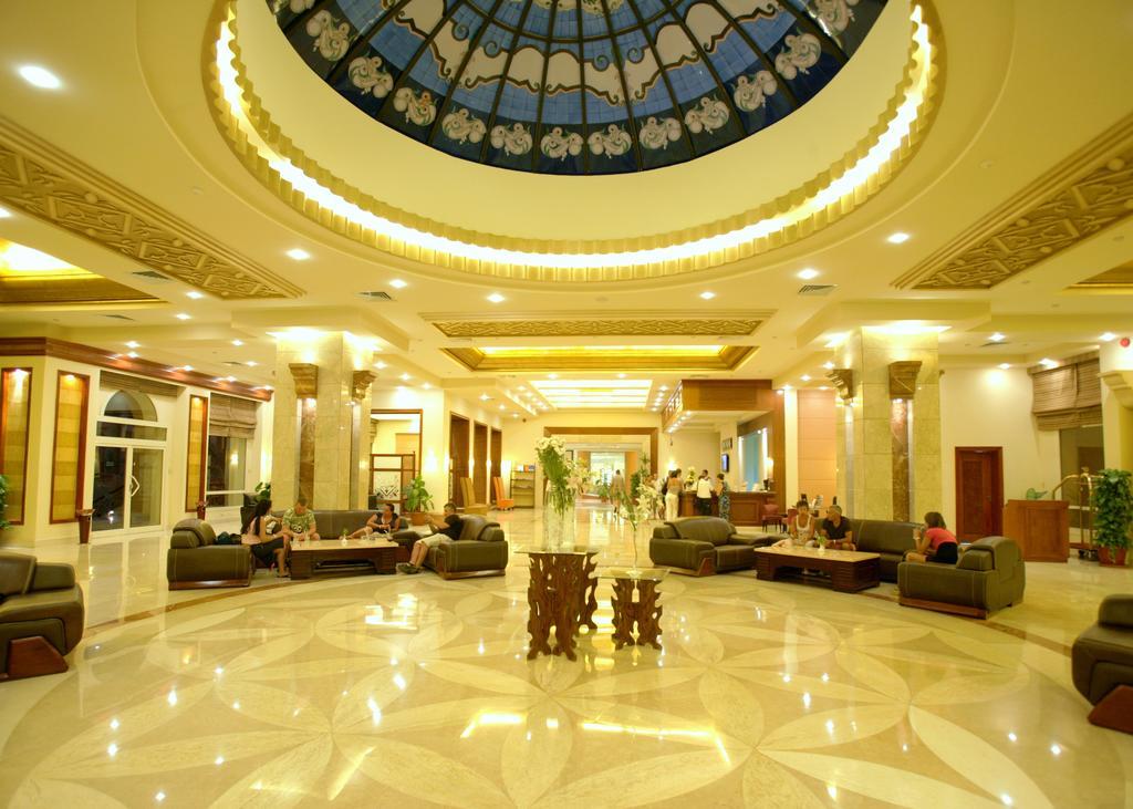 Туры в отель Rehana Royal Beach Resort & Spa Шарм-эль-Шейх