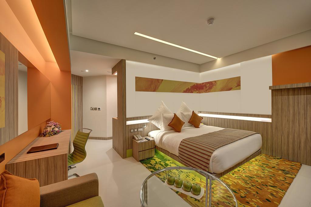 Горящие туры в отель Al Khoory Atrium Hotel Дубай (город)
