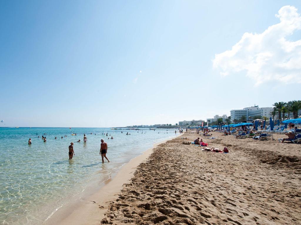 Constantinos The Great Hotel Кипр цены