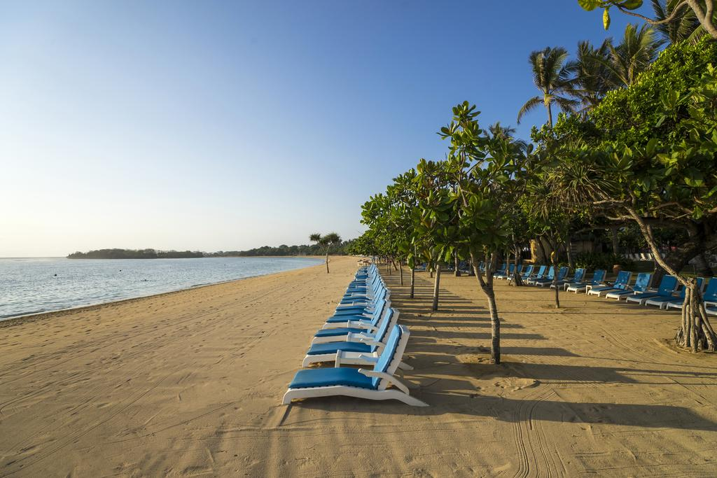 Nusa Dua Beach Hotel & Spa, номера