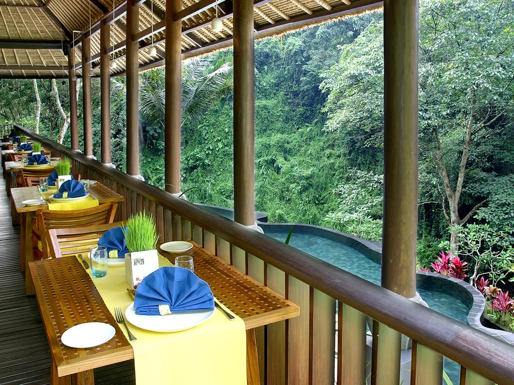 Отдых в отеле Maya Ubud