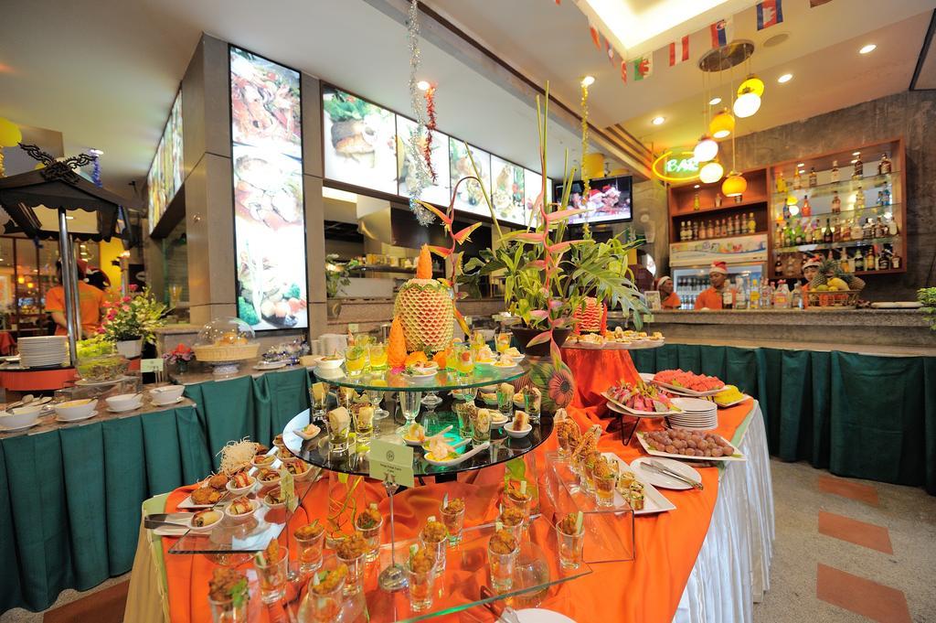 Горящие туры в отель Apk Resort & Spa Патонг