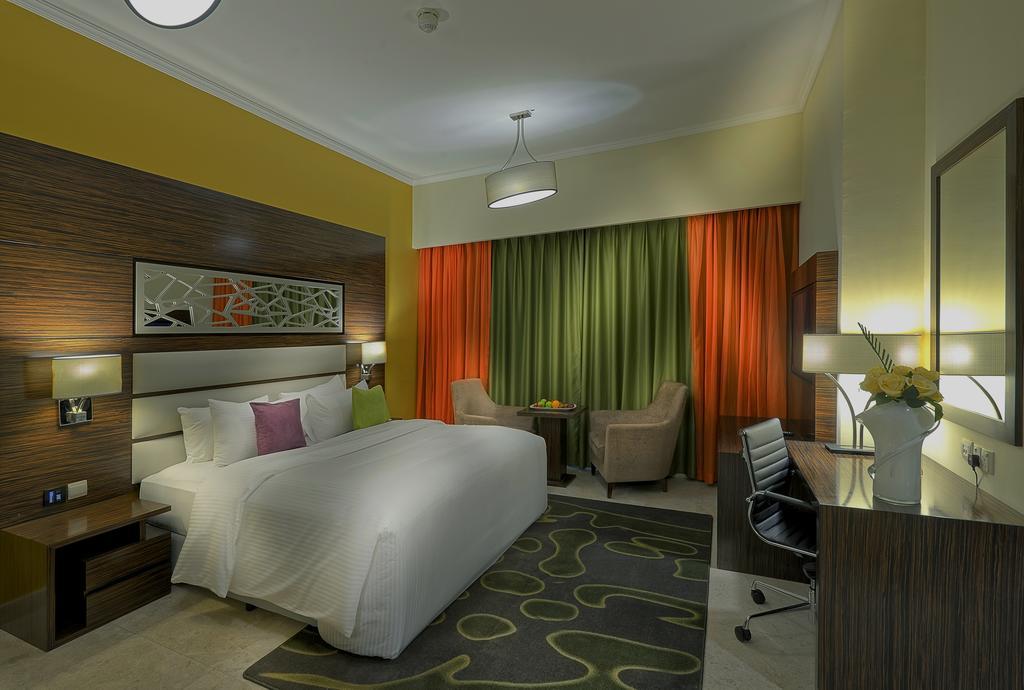 Отзывы гостей отеля Ghaya Grand Hotel