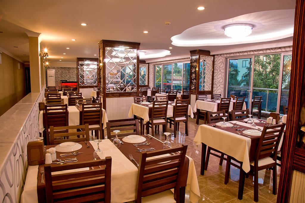 Аланія Nergis Butik Hotel ціни