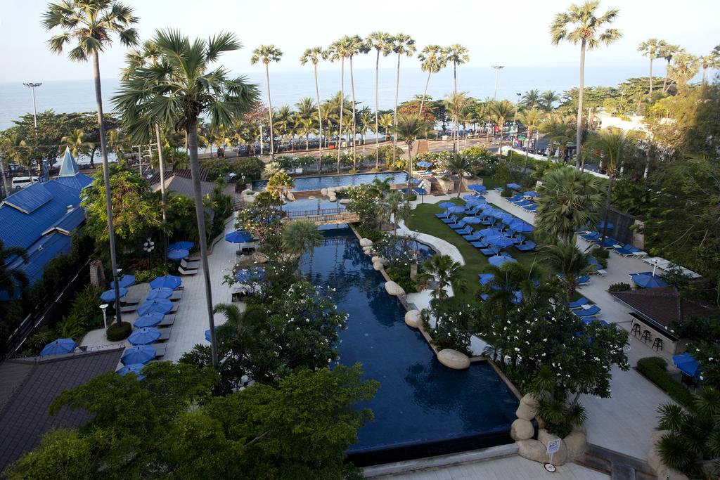 Туры в отель Jomtien Palm Beach Паттайя Таиланд