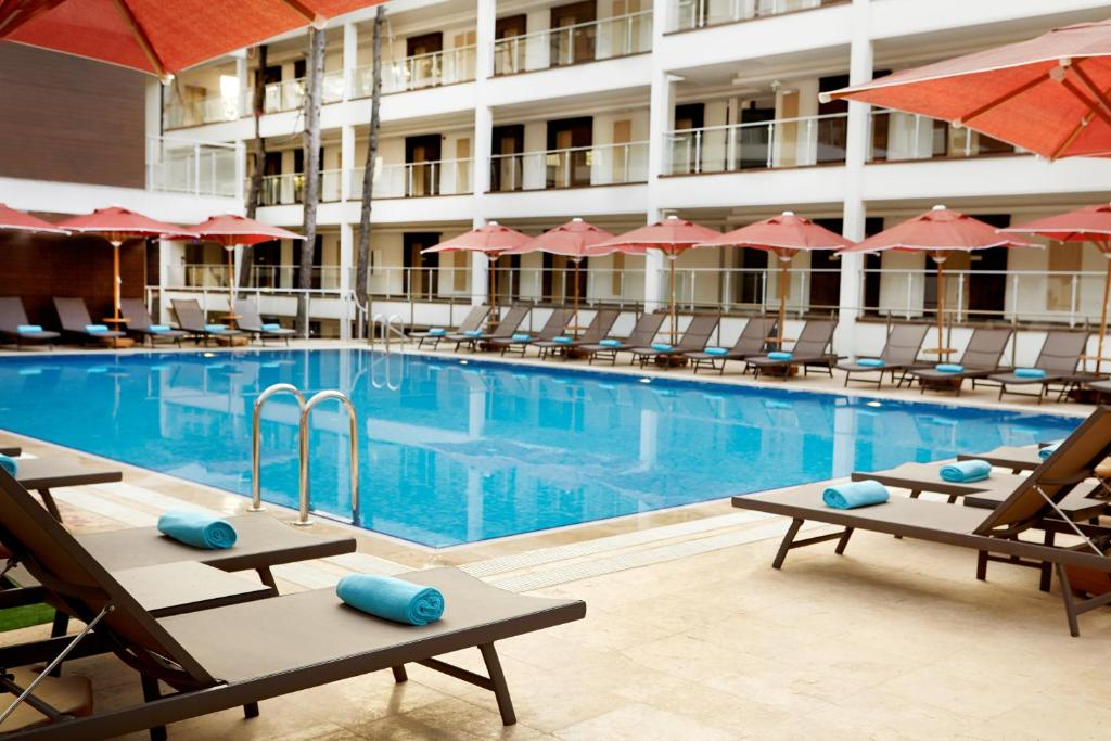 Тури в готель Orka Lotus Beach (ex. Sentido Orka Lotus Beach Hotel) Мармарис