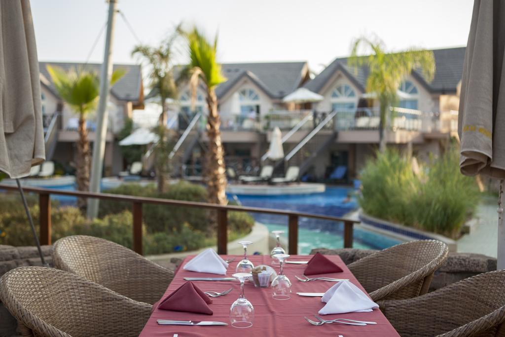 Відпочинок в готелі Long Beach Resort Hotel & Spa Аланія Туреччина