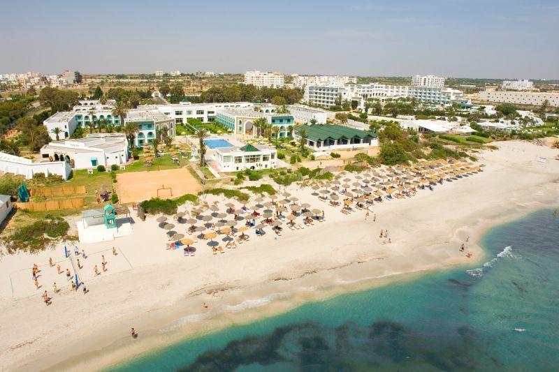 Горящие туры в отель El Mouradi Cap Mahdia Махдия Тунис