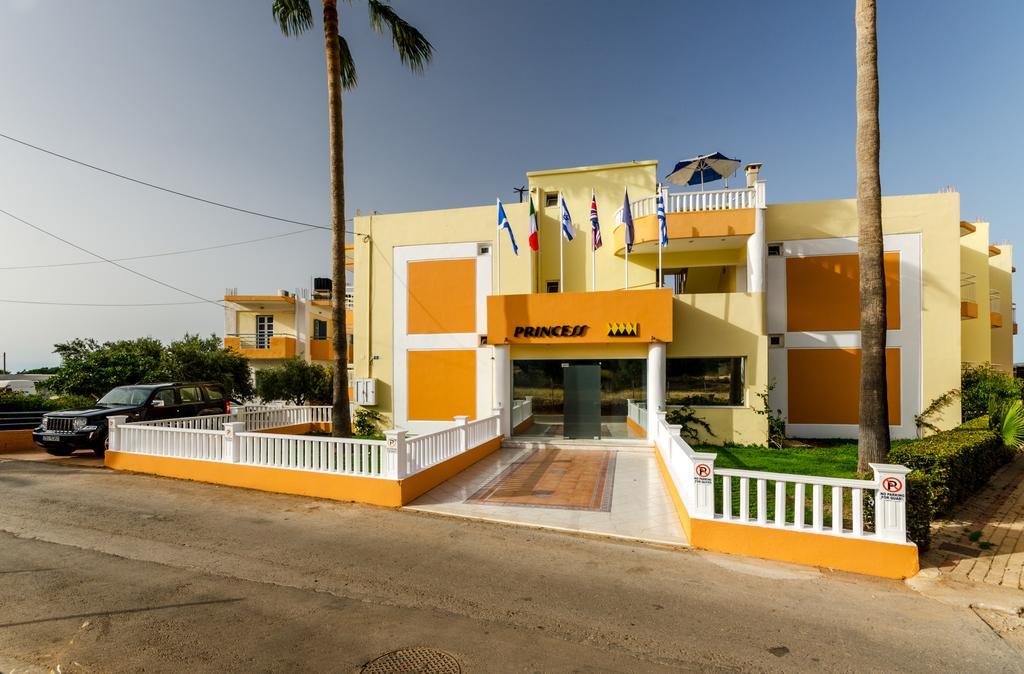 Відгуки гостей готелю Princess Studios Malia